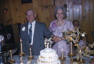 Ditoto 50th Wedding Anniversary